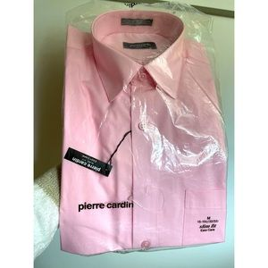 NWT Pink men's shirt👚 PERFECT FOR Spring